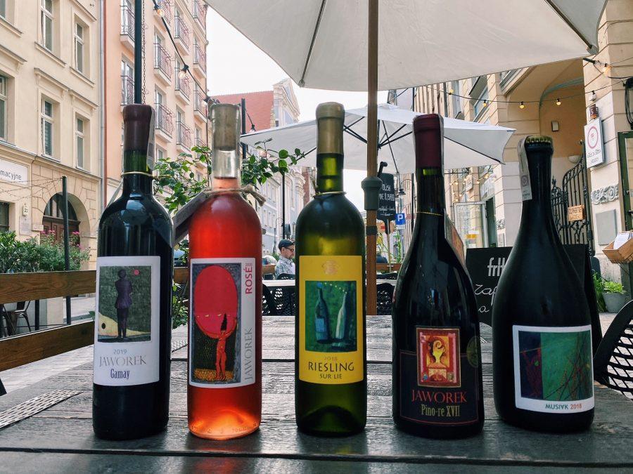 Degustacja z Winnicą Jaworek – 23.07 – kup bilet online