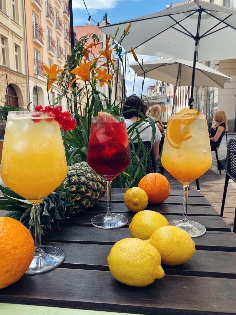 Pochlebna – restauracja na wakacyjne wieczory w centrum Wrocławia