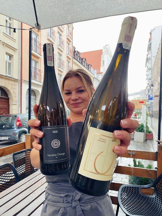 Weekend z najlepszymi polskimi winami w Pochlebnej