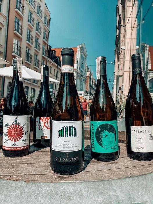 Wina Europejskich Rzemieślników – degustacja 05.08 – KUP BILET ONLINE