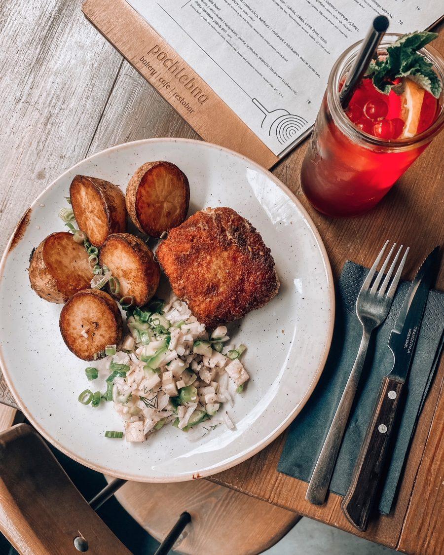 Stwórz sam zestaw lunch w Pochlebnej – sprawdź naszą nową ofertę!