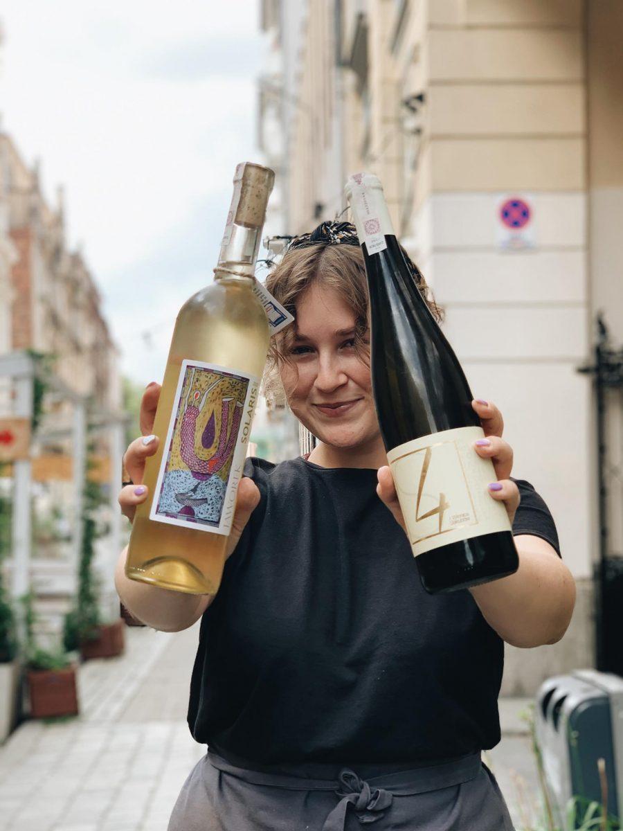 Polskie wina w Pochlebnej